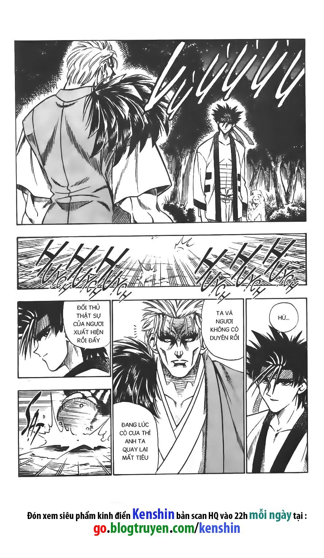 Rurouni Kenshin chap 42 trang 9