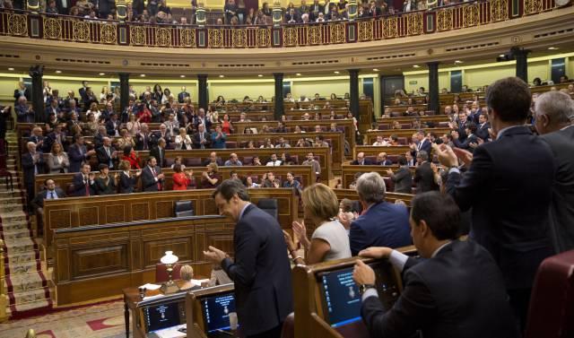 Política. Diario de sesiones del Congreso de los Diputados. Ter