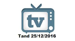 Tandberg 25 Desember 2016