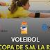VOLEIBOL - Copa de la Reina 2016 (Leganés)