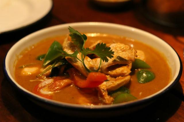 Thai Food at Rosa's Thai Cafe