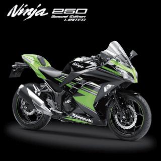 Kredit Motor Kawasaki Ninja 250 SE-Limited Harga Murah Terbaik
