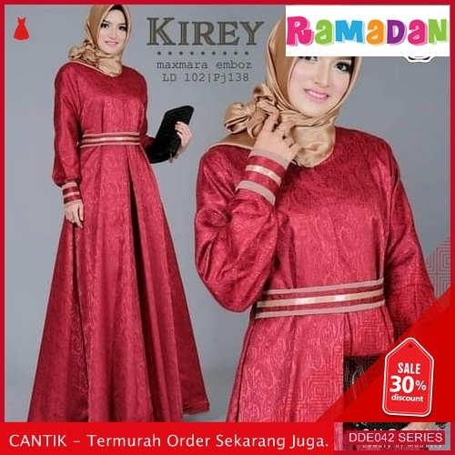DDE042H70 Hot Produk Dress Disy Lebaran Black 2019 Ro BMGShop