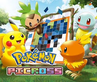 Pokemon Picross, 3DS, Español, eShop