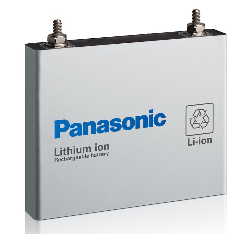 Panasonic To Supply Li Ion Batteries For Toyota Prius Plug In Hybrid