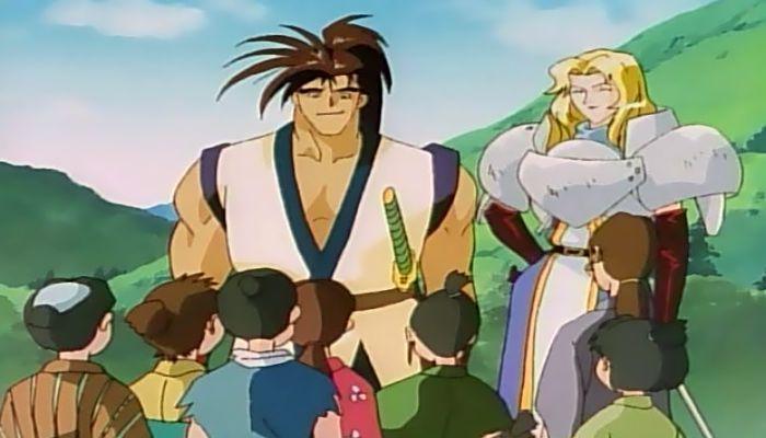 Samurai Shodown Haohmaru Charlotte