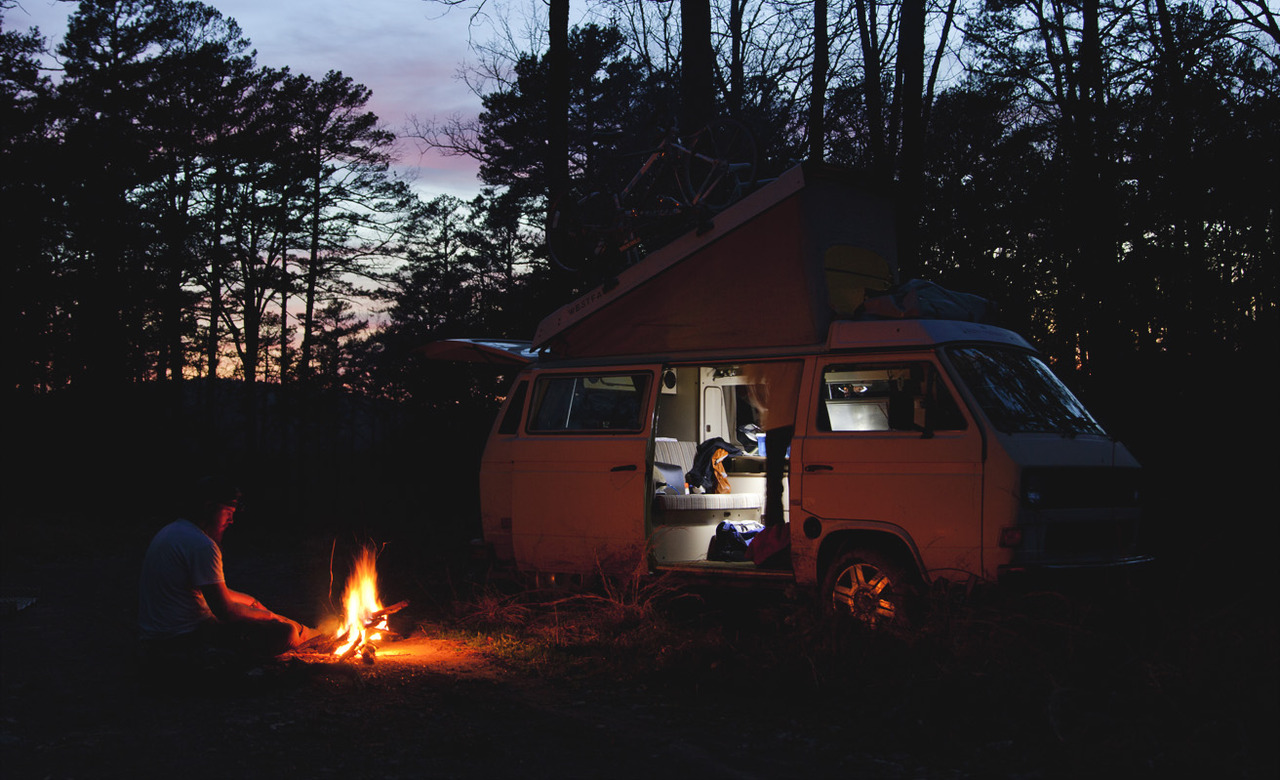 Free On Top Of The Hill Van Life Dreaming