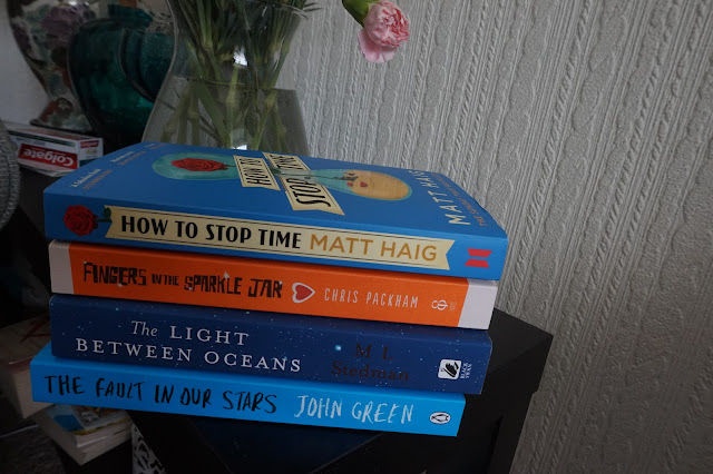 LIFESTYLE | To Be Read Pile - Amazon Haul & Books To Read Next