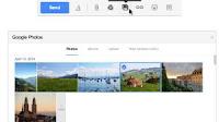Inviare e vedere le foto del cellulare in Gmail
