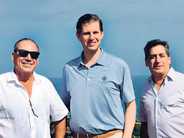 Grupo Trump planea volver a la República Dominicana