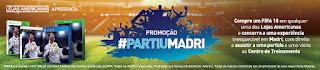 Promoção #PartiuMadrid