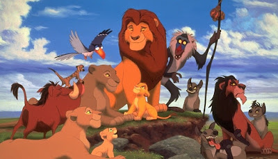 Lion King Animation