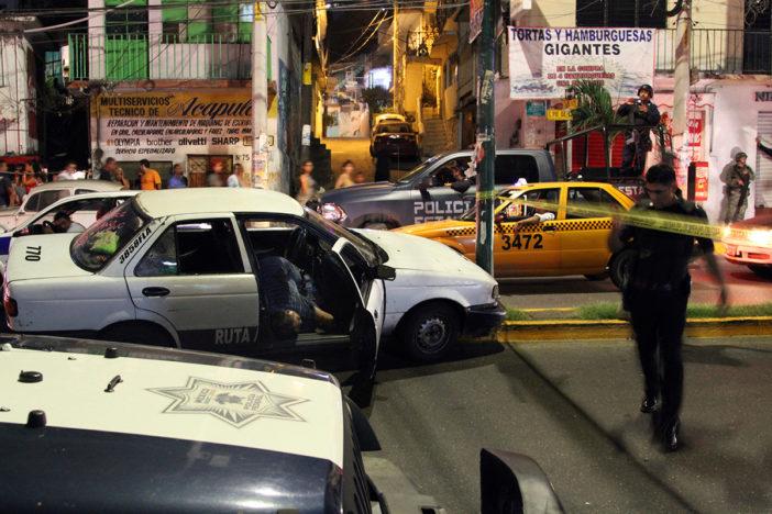 Guerrero: seis ejecutados en los primeros dos días de 2017