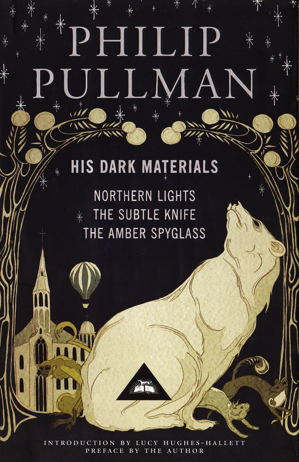 Kate Baylay Illustration: His Dark Materials by Philip ...