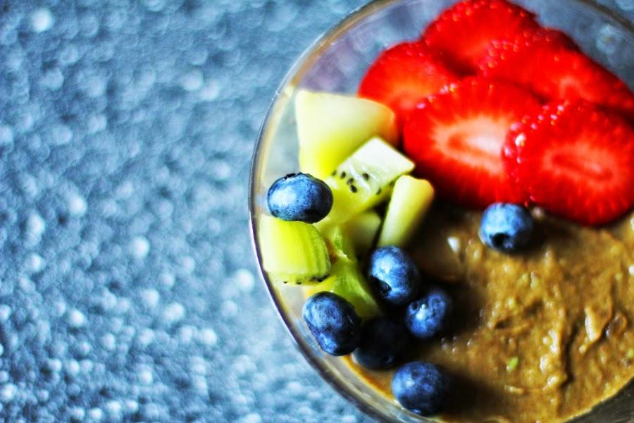 vegan schokolade pudding gesund