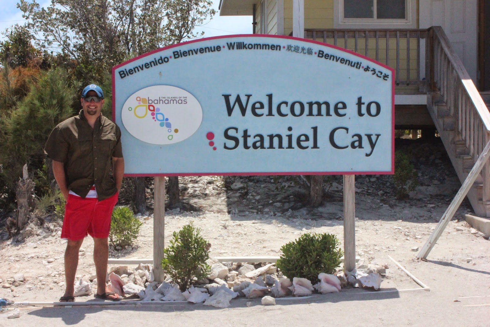 Southern Mess: Pack Your Bags  You're Going to Staniel Cay