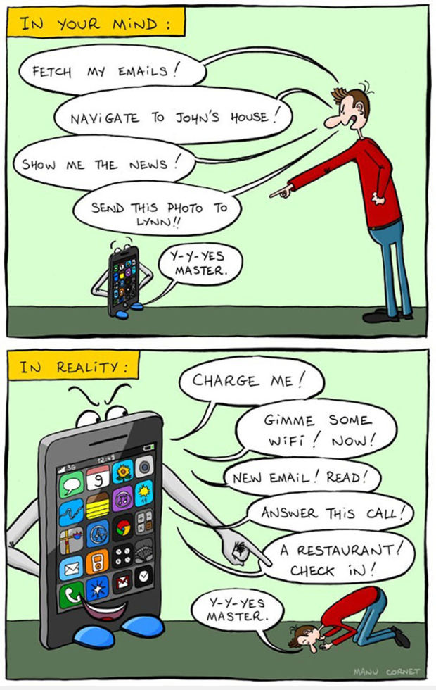 How Smartphones Are Ruining Our Lives
