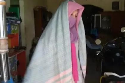 Nah Kan... Perempuan Mengaku Nabi ke-26 Dibawa ke RS Jiwa