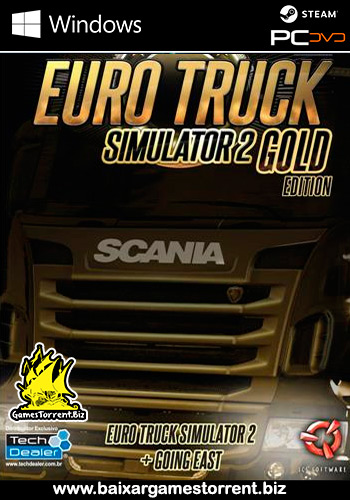 baixar euro truck simulator 2 gold edition em pt br pc. Black Bedroom Furniture Sets. Home Design Ideas