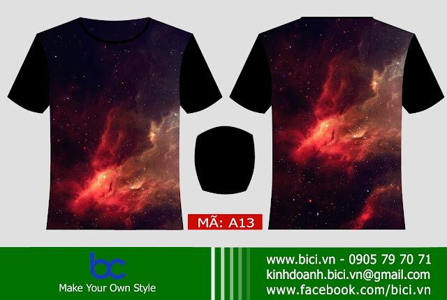 đồng phục áo lớp galaxy
