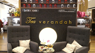 High Tea Workshop Bersama Blogger di Tea Verandah