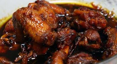 Resep Ayam Goreng Kecap Spesial