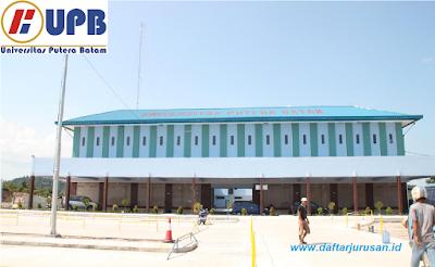 Daftar Fakultas dan Program Studi UP Universitas Putera Batam