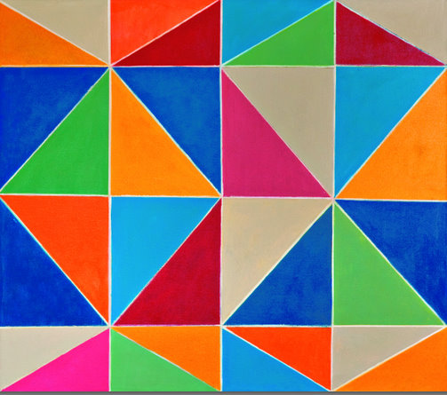Figuras Abstratas Geometricas Trabalhos De Casa Servico