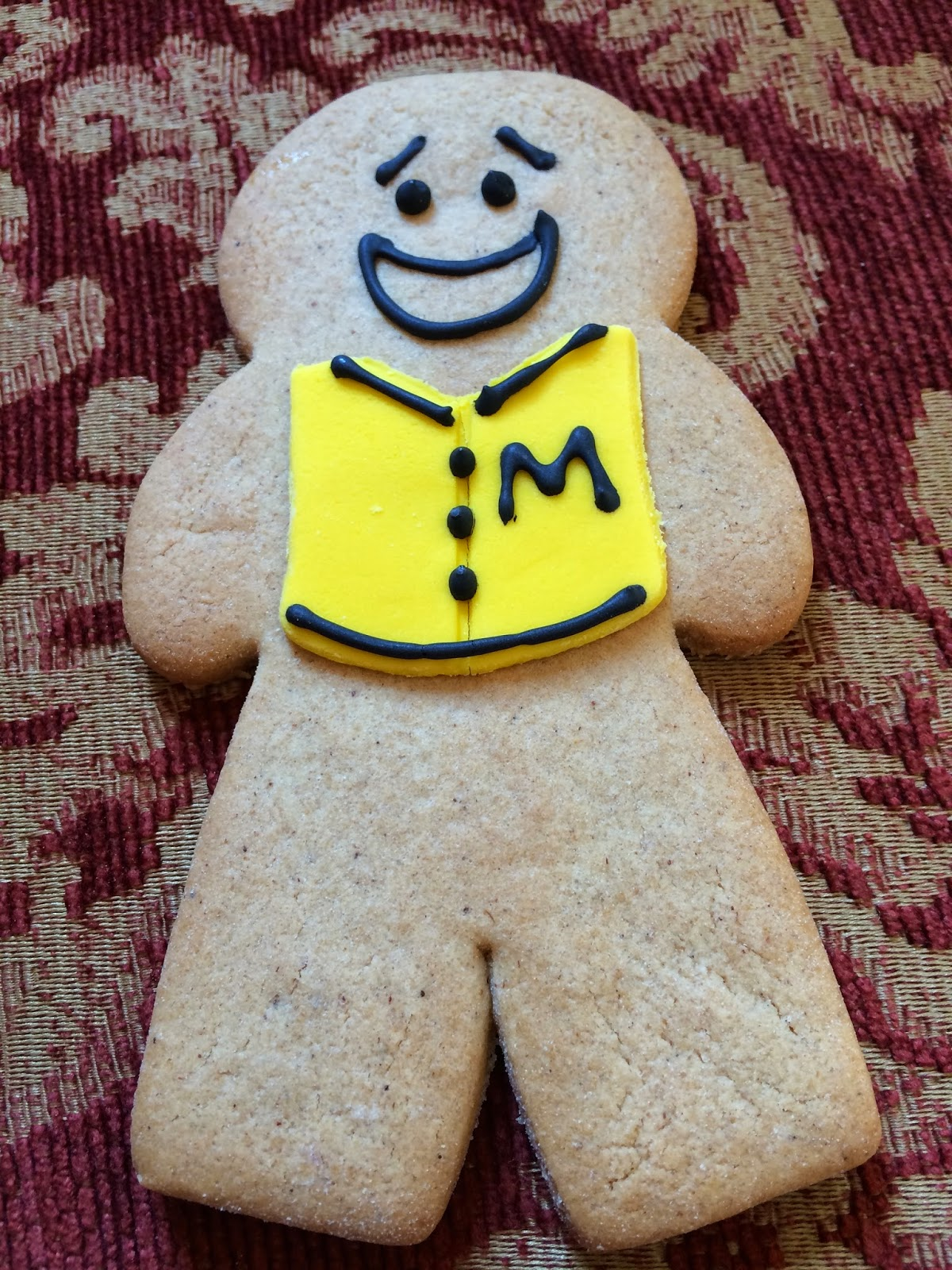 Morrisons Gingerbread man