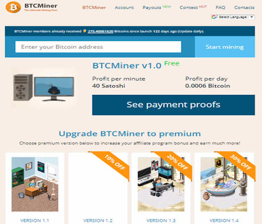 Wordless 151117 : BTC Miner Free