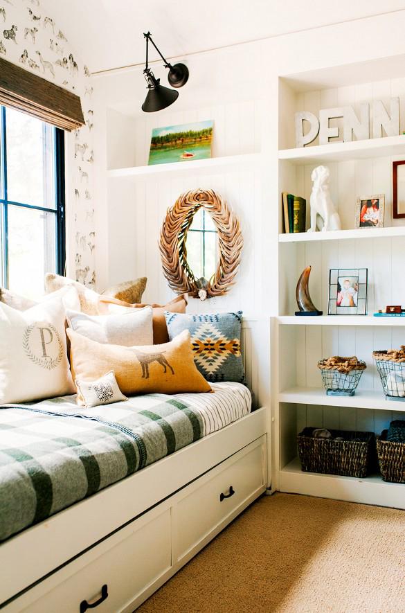 California Peach Boy Room Inspiration