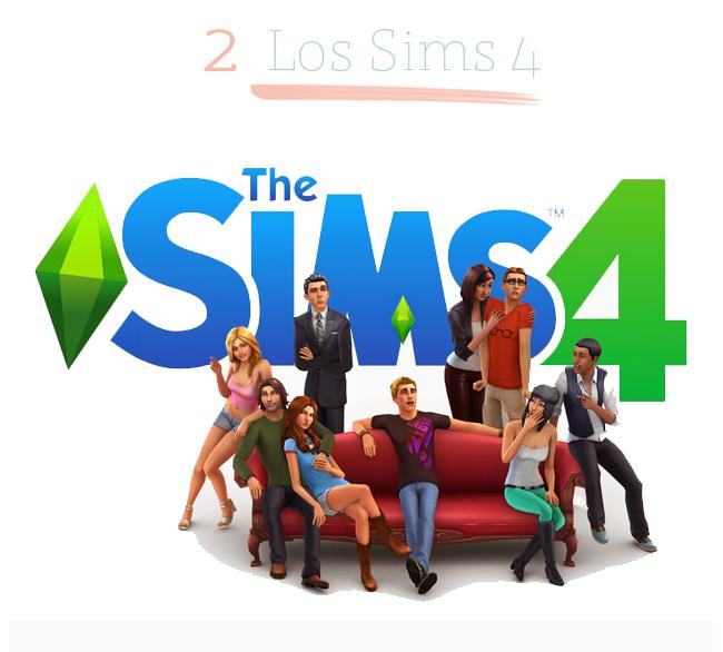 jugando sims4