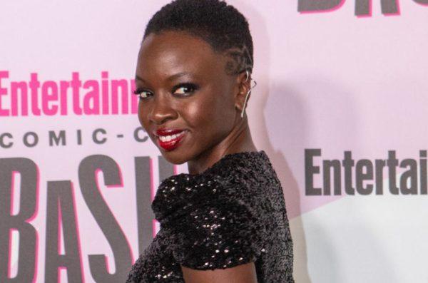 Danai Gurira who plays Okoye in Avengers wins Favourite Action Movie Star