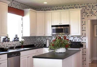 Keramik Dapur Minimalis Modern