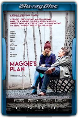 Maggie Tem Um Plano Torrent