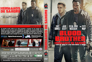 CARATULA HERMANOS DE SANGRE - BLOOD BROTHER - 2017
