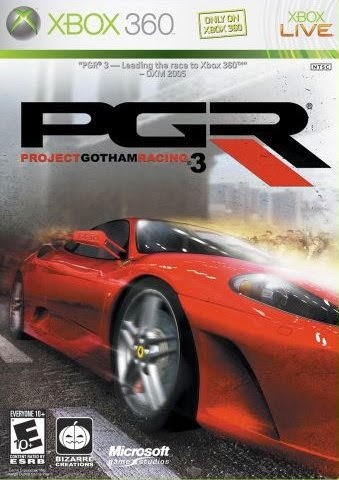 Project Gotham Racing 3 Review