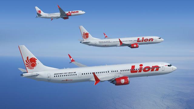 Lowongan Kerja Staff Umum di LION AIR Jakarta & Balaraja