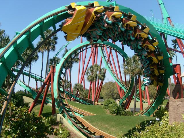 Orlando Parque Busch Gardens