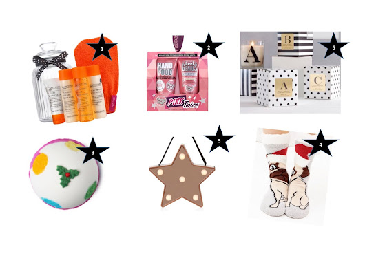 BLOGMAS DAY 7: STOCKING FILLERS FOR UNDER £10!