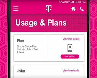 T-Mobile Balance Check