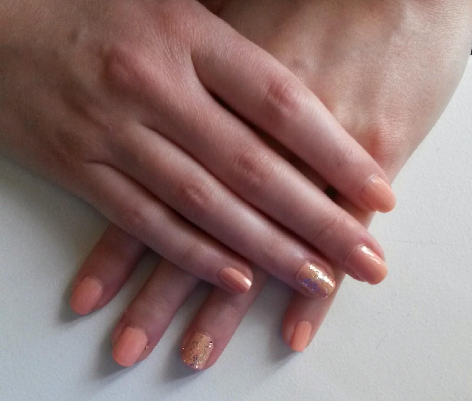 Vernis Salon PRO avec Lycra RIMMEL Manucure