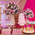 Decoração festa infantil: Baile das Princesas