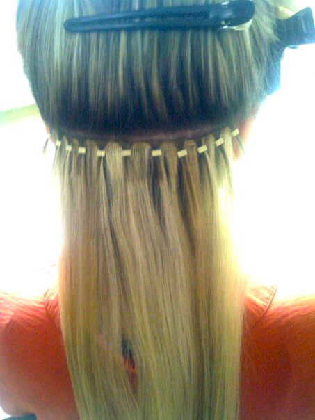 Micro Ring Hair Extensions Couture Girl
