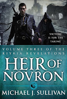 Review: Heir of Novron by Michael J. Sullivan