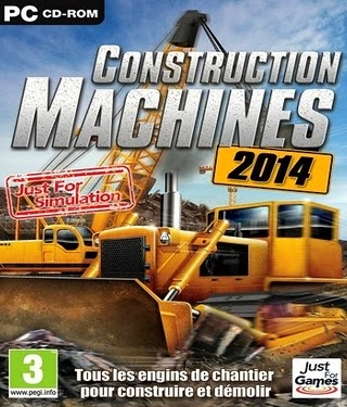Construction Machines 2014 Download PC Games