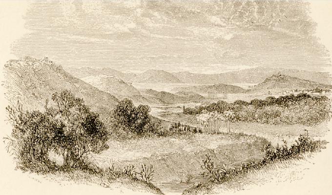 Ο Λόφος Αρδηττού και η Παριλίσσια περιοχή.