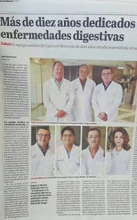 Gastrum especialistas en enfermedades digestivas, sobrepeso y obesidad