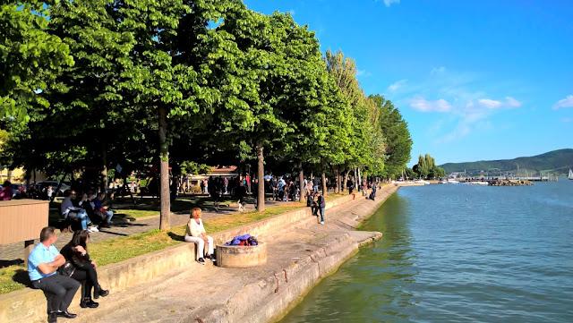 San Feliciano lago Trasimeno