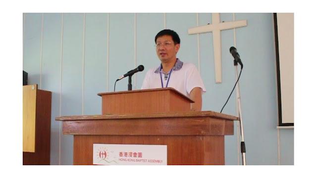 Free Christian Pastor John Cao